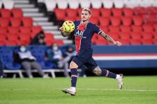 «ПСЖ» забил пять мячей в ворота «Анже»