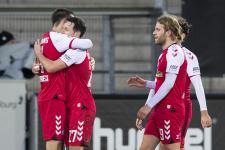 «Фрайбург» завершил тур уверенной победой в матче с «Аугсбургом»