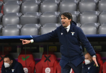 Индзаги объяснил переход из «Лацио» в «Интер»