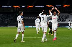 «Тоттенхэм» забил пять мячей самому лёгкому сопернику по Кубку Англии