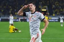 Агент Левандовски не исключил трансфер нападающего в «Манчестер Сити»