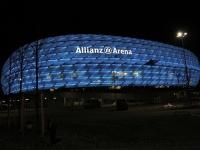 Стадион «Баварии» окрасится в цвета ЛГБТ