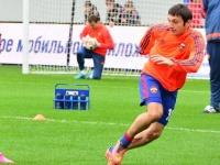 Дзагоев: «Заболотный - лучший в матче с «Уфой», отработал как лошадь»