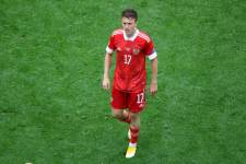 Головин возобновил тренировки с «Монако»