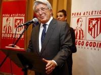 Президент «Атлетико»: «Фанаты не простят Гризманна»
