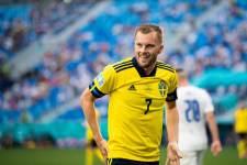 Себастьян Ларссон завершил карьеру в сборной Швеции