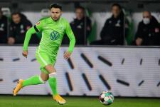 «Вольфсбург» разгромил «Арминию» и закрепился в тройке лучших