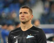 «Зенит» назвал сроки восстановления Кержакова