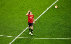 Кавани передумал уходить из «Манчестер Юнайтед»