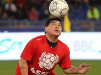 Чилаверт: «Марадона не выиграл и 1% от достижений Месси»