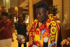 Лучший африканский бомбардир вернулся доигрывать в Гану