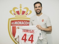"""Фабрегас поделился первыми впечатлениями от трансфера в """"Монако"""""""