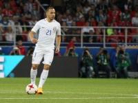 Диас, виновный в пропущенном мяче от немцев, не смог сдержать слёз во время интервью
