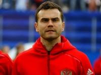 """Акинфеев: """"В сборной нужно всегда быть лучшим"""""""