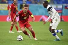 Азар восстановился после травмы и уже тренируется c игроками «Реала»