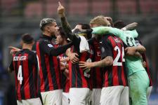«Милан» - «Сассуоло» - 1:2 (закончен)