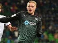 Газинский - о дебюте в Лиге чемпионов: «Мечты сбываются, главное верить»