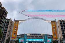 Сборная Англии проведёт матч при пустых трибунах