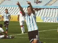 Сын Симеоне отметился дебютным голом в составе сборной Аргентины