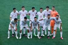 Хорватия - Испания - 3:5 (завершён)