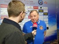 Тарханов: «Бенфика» на голову была выше «Спартака» во всех компонентах»