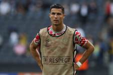 Роналду отреагировал на поражение «Манчестер Юнайтед»