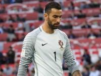 Патрисиу получил травму головы в концовке матча с «Ливерпулем»