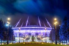 Стадион в Санкт-Петербурге будет заполняться на 50% во время ЧЕ-2020