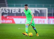 Милинкович-Савич доигрывал матч с «Фиорентиной» со сломанным носом