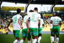 «Сент-Этьен» потерпел поражение от «Бреста»