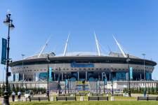 Представлен постер финала Лиги чемпионов, который состоится в Санкт-Петербурге - фото