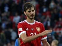 Ерохин покинул расположение сборной