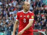 Глушаков рассказал, заслужил ли Луис Адриано удаление в матче с ПАОКом