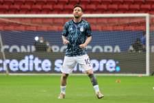 Месси играл в финале Кубка Америки с повреждением
