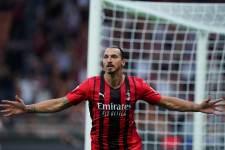 Ибрагимович не поможет «Милану» в матче с «Атлетико»