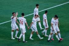 В матче Хорватия - Испания установили рекорд, также это второй матч по результативности в истории Евро
