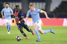 Четыре футболиста претендуют на звание игрока недели в Лиге чемпионов