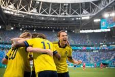 Сборная Швеции установила национальный рекорд