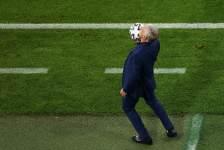Дешам отметил зависимость сборной Португалии от Роналду