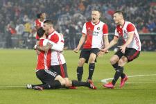 «Фейеноорд» забил пять голов в ворота «Виллема II»