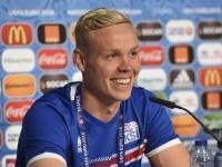 Сигторссон из-за травмы не сыграет против сборной Украины
