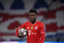 «Бавария» сообщила о травме Альфонсо Дэвиса