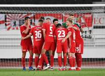 «Унион» одолел «Боруссию» из Мёнхенгладбаха, фактически играя без мяча