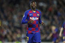 Гол Дембеле на 90-й минуте спас «Барселону» от сенсационной потери очков