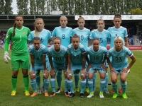 Женская сборная России победила Португалию в первом стыковом матче Евро-2022