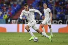 Хаверц: «Готов действовать в сборной на острие атаки»