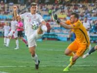 Херард Морено покинул расположение сборной Испании