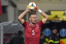 «Вест Хэм» продлил контракт с Цоуфалом