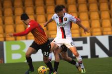Шомуродов забил первый гол за «Рому»