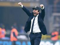 «Интер» добился волевой победы над «Торино» и поднялся на второе место Серии А